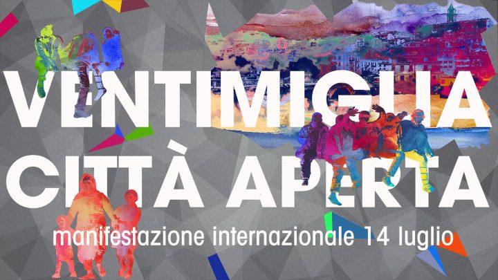 14 luglio, giornata di solidarietà internazionale a Ventimiglia per un permesso di soggiorno europeo