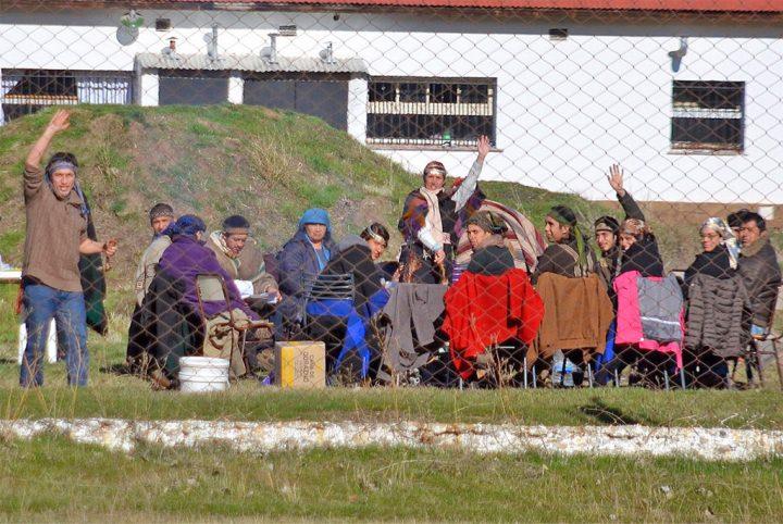Facundo Jones Huala levantó la huelga de hambre