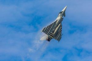 Atomwaffen-Einsätze mit deutschen Eurofightern?