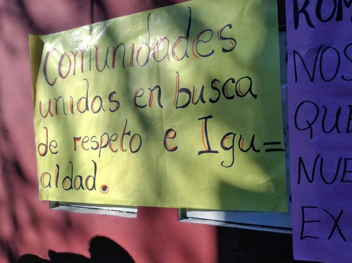 Salta: comunidades toman la sede de Instituto provincial