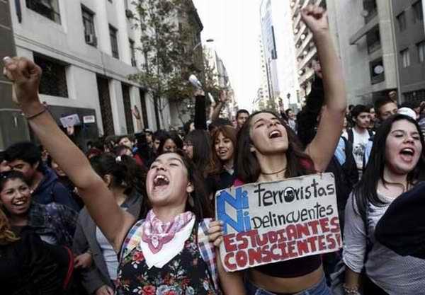 """Luis Aguirre (OCLAE) en la CRES2018: """"Los estudiantes no hemos sido tomados en cuenta suficientemente en esta Conferencia"""""""