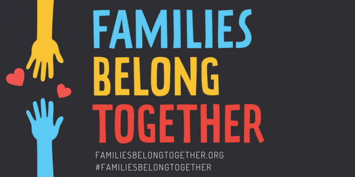 End Family Separation. Updated Events