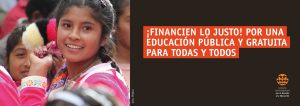 """""""Igualdad de oportunidades, ¿sin tributar?"""": Evento reúne a activistas e investigadoras/es para discutir cómo aumentar la inversión en la educación pública desde la justicia tributaria"""