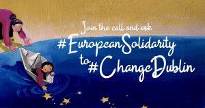 #EuropeanSolidarity, mobilitazione il 27 giugno per chiedere ai governi UE di cambiare il regolamento di Dublino