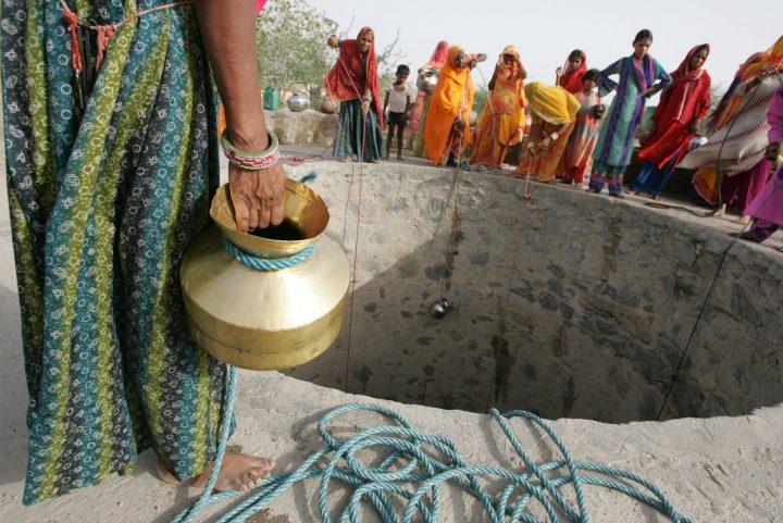 Η Ινδία αντιμέτωπη με την κρίση νερού
