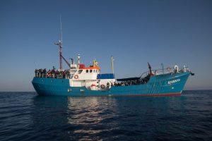 Iuventa, das Schiff, das tausende Leben gerettet hat: ein Dokumentarfilm über Hoffnung und Utopie
