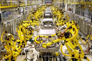 Τα βιομηχανικά ρομπότ θα ξεπεράσουν τα τρία εκατομμύρια το 2020