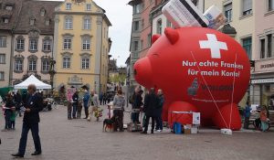 Swiss referendum may change the way money is created in the economy