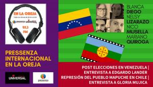 Pressenza Internacional En la Oreja 06/07/2018