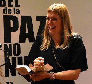 Beatrice Fihn – ICAN Nobel de Paz, 2 dias en Madrid