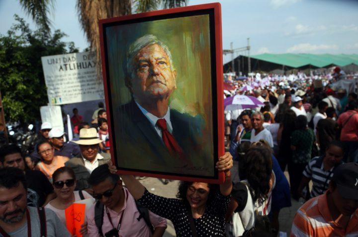 """La elección de AMLO: Una oportunidad """"bien chingona"""" para México y América Latina"""