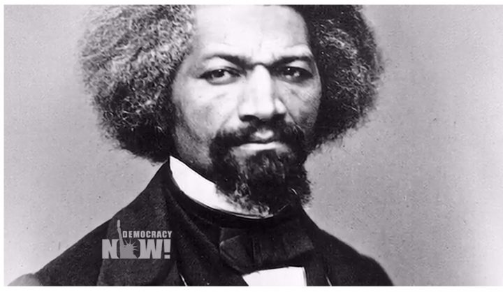 """""""What to the American slave is your 4th of July?"""": James Earl Jones teads Frederick Douglass's historic speech"""