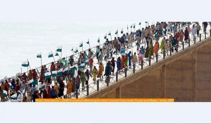 [Marches pour un changement Nonviolent] JAI JAGAT 2020
