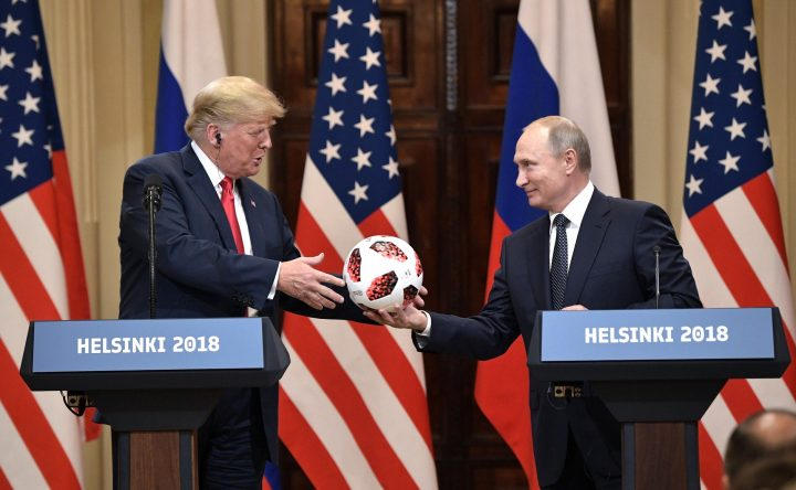 Helsinki Summit: Detente Bad, Cold War Good
