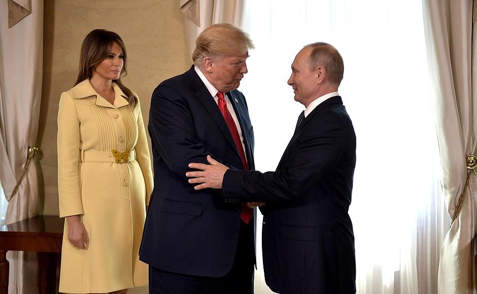 "Democracy In America >> Pressenza - Debate: Is Trump-Putin Summit a ""Danger to America"" or Crucial Diplomacy Between ..."