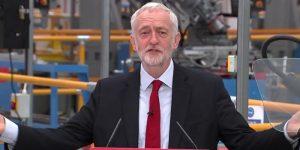 Jeremy Corbyn vuole chiudere la fase neoliberista e riportare la produzione nel Regno Unito