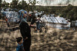 Grecia: il campo profughi di Moria sta traumatizzando uomini, donne e bambini