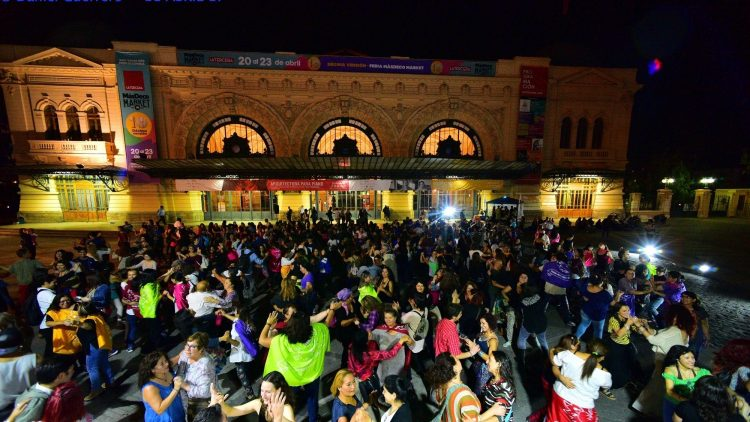 Plaza de la Cultura – Estacion Mapocho
