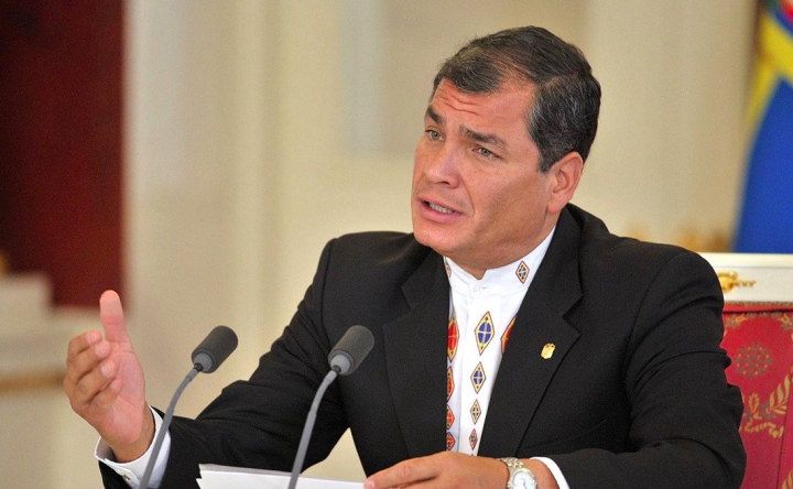 Washington Moves Against Rafael Correa