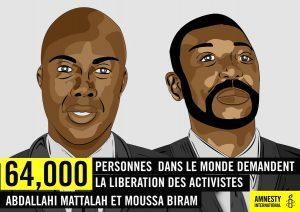 Mauritanie. Libération de deux militants contre l'esclavage