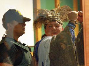 Desde la cárcel de Temuco escribe Machi Celestino Córdova