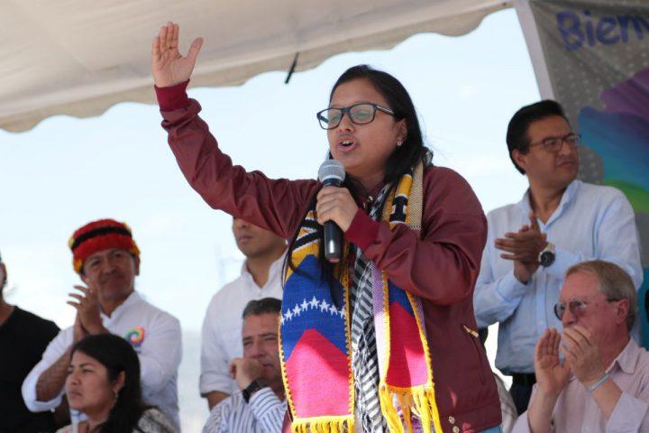 """Encuentro Internacional """"Los pueblos somos Unasur"""""""