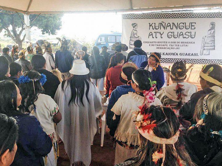 Documentário sobre direitos das crianças Guarani-Kaiowá é lançado no MS