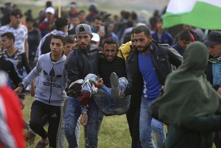 MSF: E' necessaria una mobilitazione d'emergenza per curare i feriti della Marcia del Ritorno