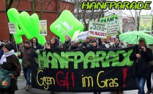 Hanfparade 2018: Aufklärung statt Verbote