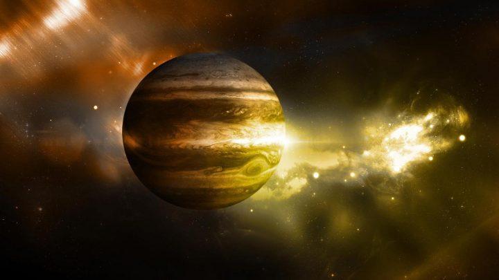 Μια «θύελλα» από μικροσκοπικούς δορυφόρους γύρω από τον πλανήτη Δία