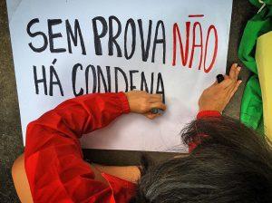 """""""Lula no es un preso. Hoy Lula es un secuestrado"""""""