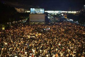 Massive Veillée en Colombie et dans le monde pour les leaders sociaux assassinés