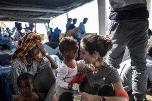 Migranti, lettera aperta di Eleonora Forenza al governo italiano