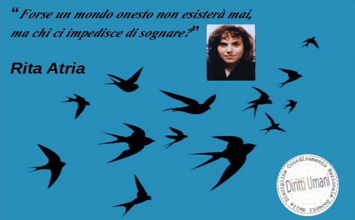 Marcia digitale in memoria di Rita Atria