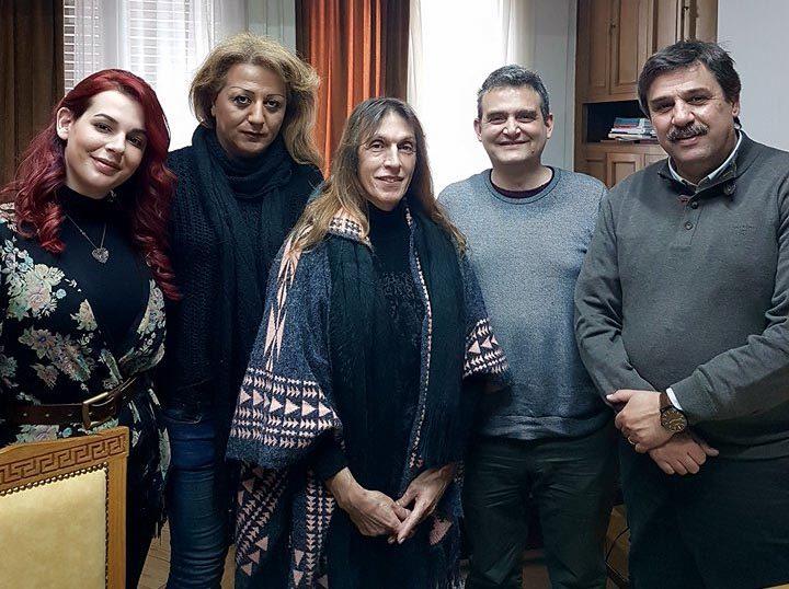 Συμμετοχή εκπροσώπων του ΣΥΔ στην Ομάδα Εργασίας του Υπουργείου Υγείας για την υγειονομική κάλυψη των τρανς προσώπων