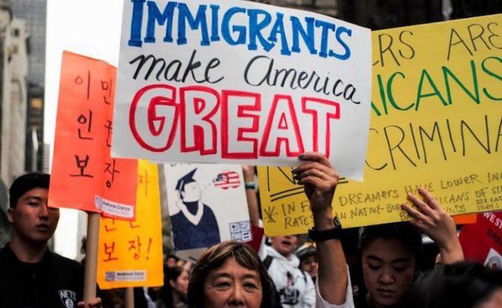 Inmigración legal e ilegal: ¿una carta de triunfo para Trump?