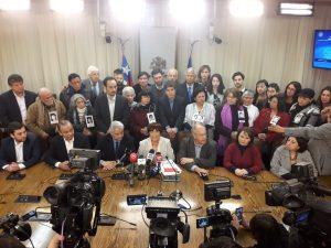Acusación constitucional contra tres jueces de la Corte Suprema