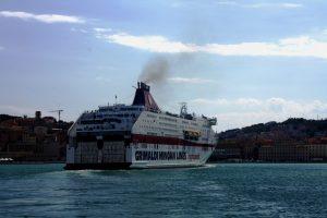 Inquinamento atmosfericoe navi da crociera: gravemente insufficiente l'impegno delle compagnie marittime in Europa
