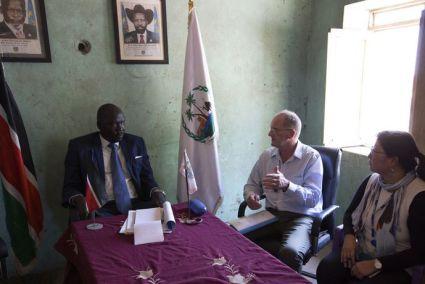 Sudán del Sur: las partes en conflicto acuerdan compartir el poder