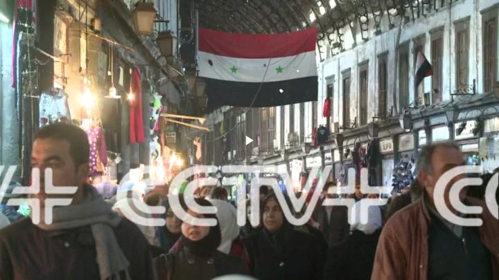 Syria's crisis has set back its economy