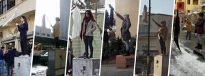 Ιράν: κορίτσια της λεωφόρου της επανάστασης