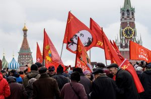 ¿Se acerca la hora del Partido Comunista Ruso?