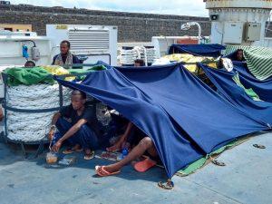 Migrantes, ACNUR: alivio para el desembarco del barco Diciotti, pero ahora necesitamos acuerdos preestablecidos