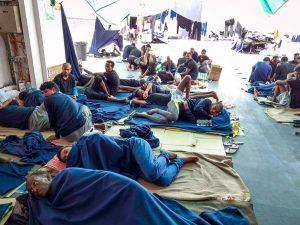 Diciotti, l'odissea continua: i migranti hanno cominciato lo sciopero della fame