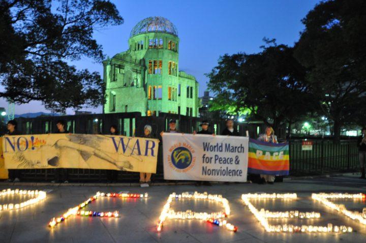 Dichiarazione di Pace del Sindaco di Hiroshima