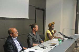 Conferenza Stampa Baobab Experience: denunciamo Salvini perchè la propaganda all'odio è intollerabile
