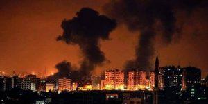 Copione rispettato: missili su Israele, bombardamento su Gaza