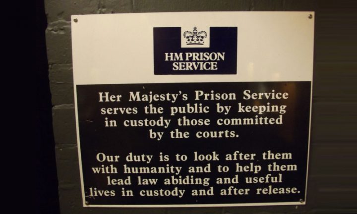 United Kingdom: A gangster state