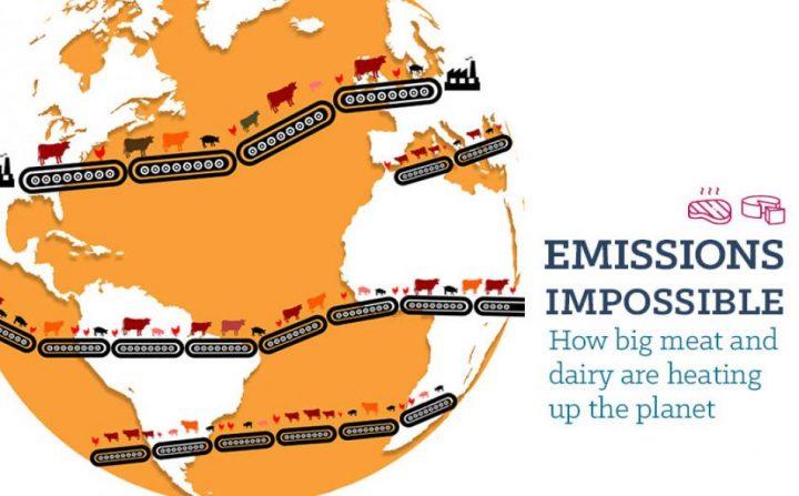 Emissions Impossible: Wie die Fleisch- und Milchindustrie den Planeten aufheizt
