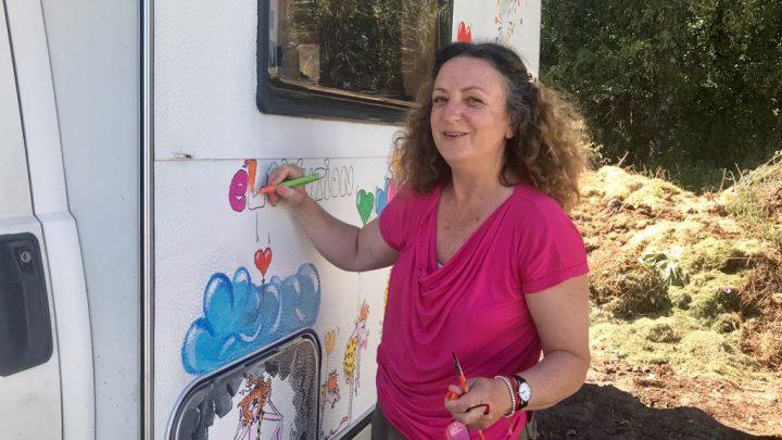 Isabelle Bourgeois: Votre joie est ma destination